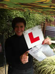 Emma having passed hes test