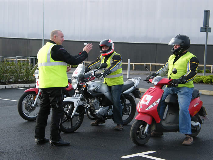 CBT motorcycles and mopeds Phoenix motorcycle training Barnsley