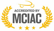 MCIAC accredited