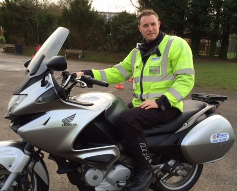 Marcus Smykowski Instructor Phoenix motorcycle training Amesbury