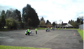 Phoenix Motorcycle Training® Amesbury Training site