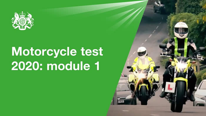 Phoenix Motorcycle Training Mod 1 test video