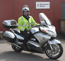Phoenix Motorcycle Training Ewell Robin Sheard