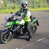 ER6 Direct access bike Phoenix Motorcycle training Amesbury
